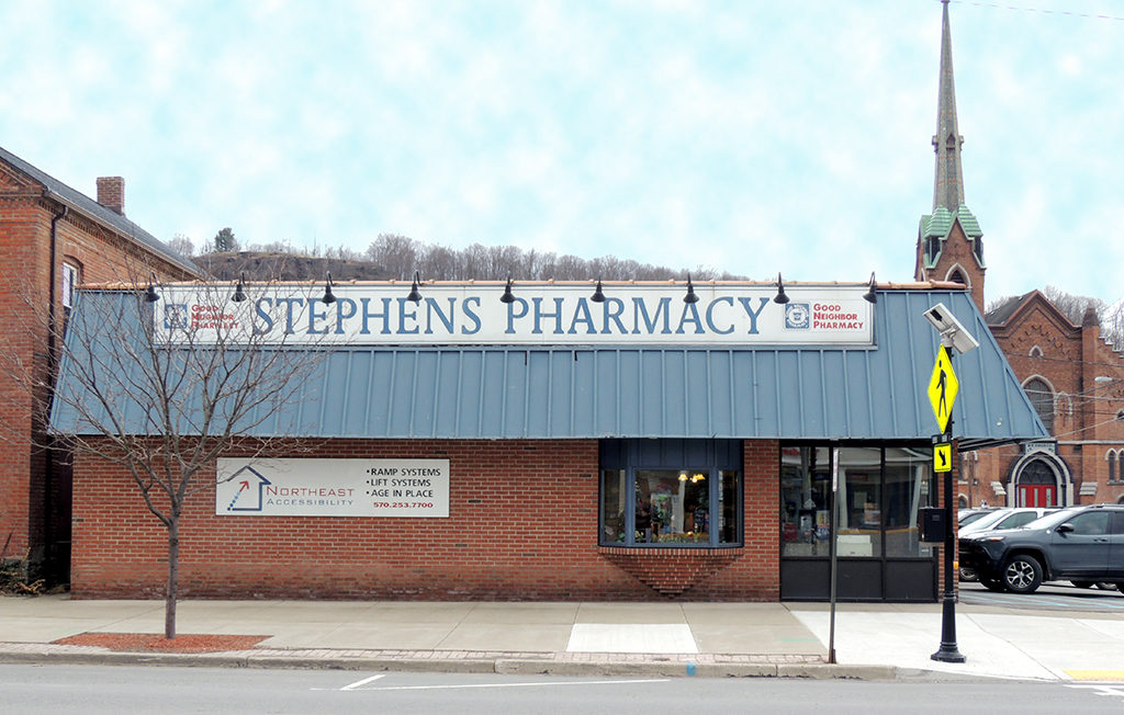 Stephens Pharmacy in Honesdale, PA